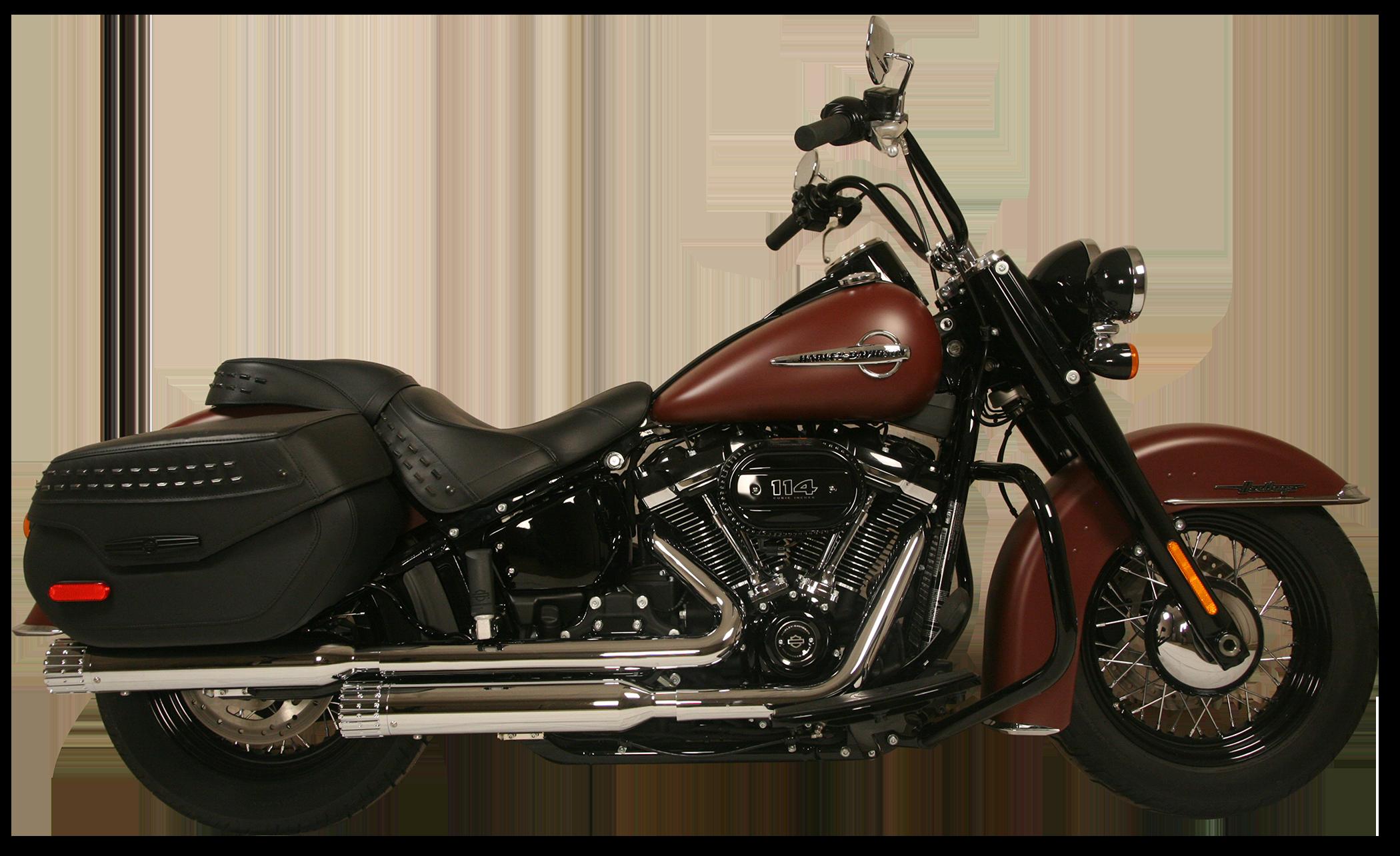 Harley - 2018-36505-Softail-Heritage