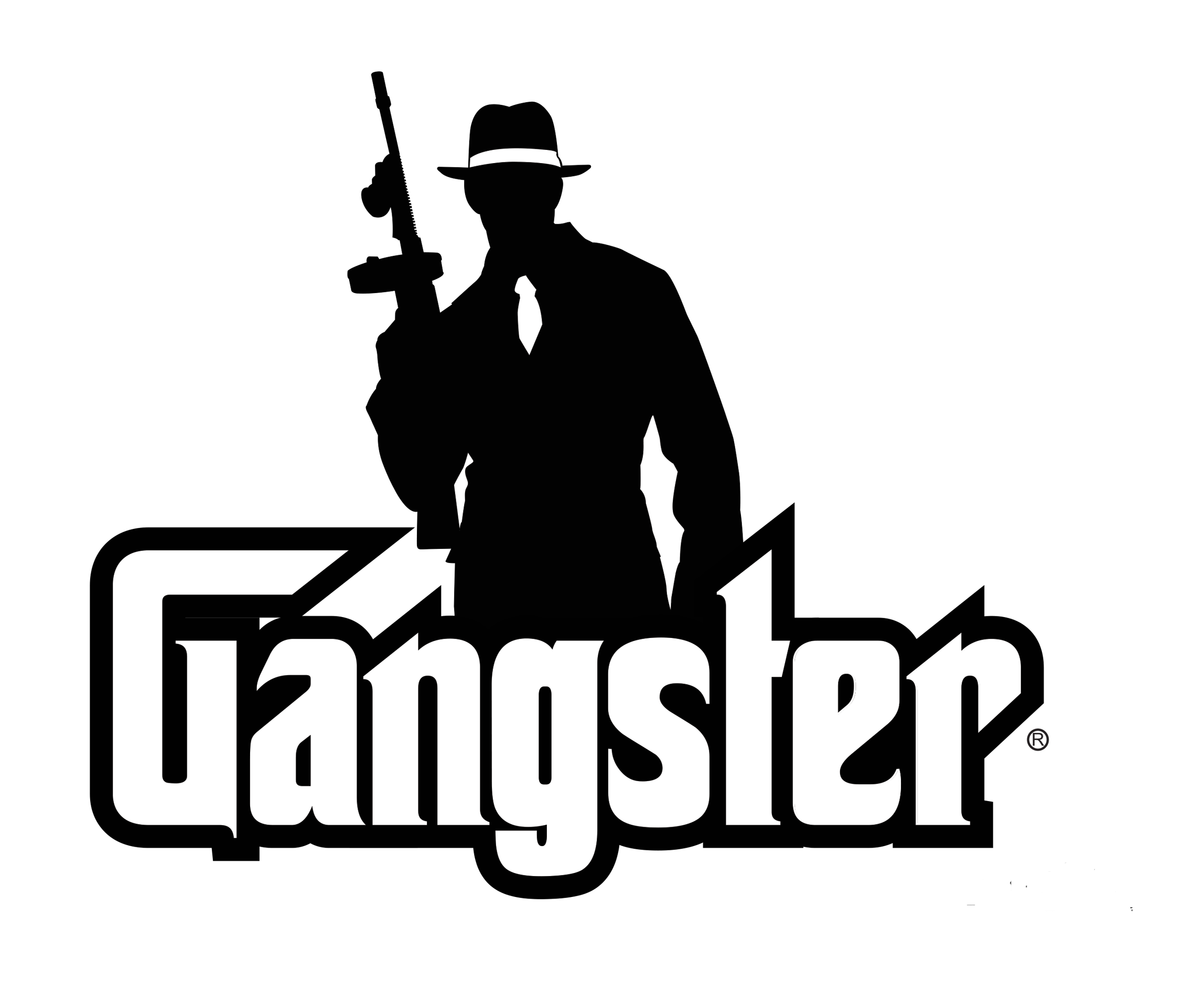 Graphics - Gangster-Logo-No-Rush